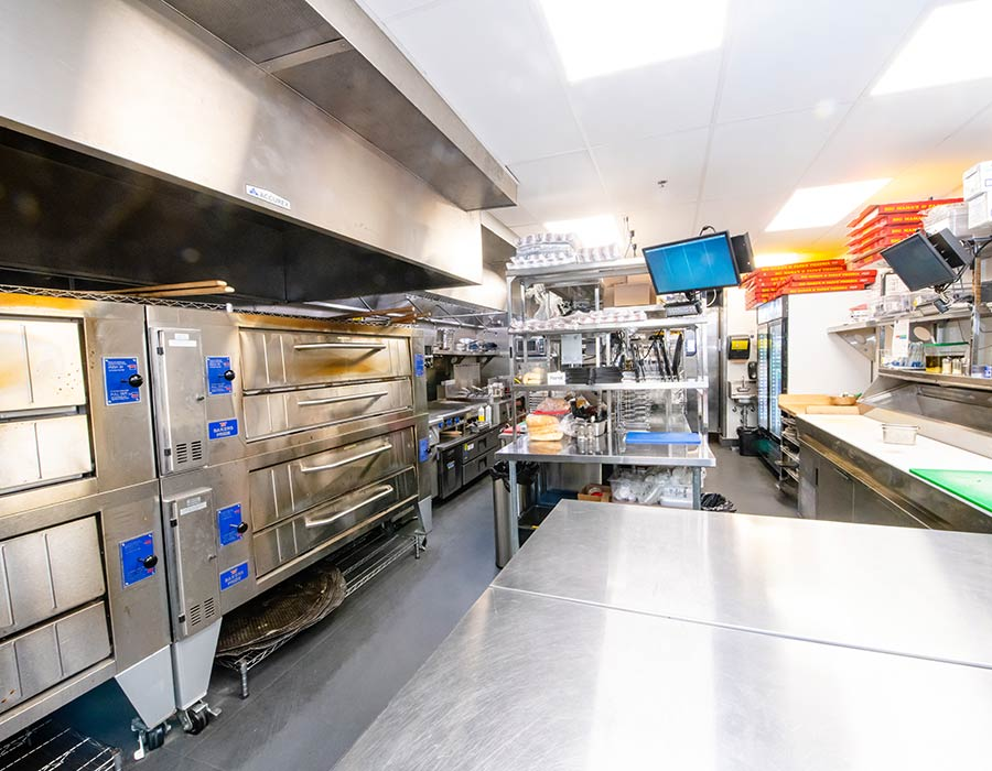 BMPP Franchise Location - Kitchen